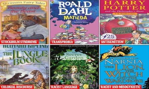 The children's books that could be next to be cancelled