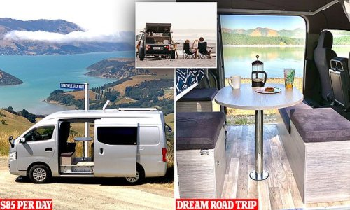 Why a road trip should be your first post-Covid holiday revealed