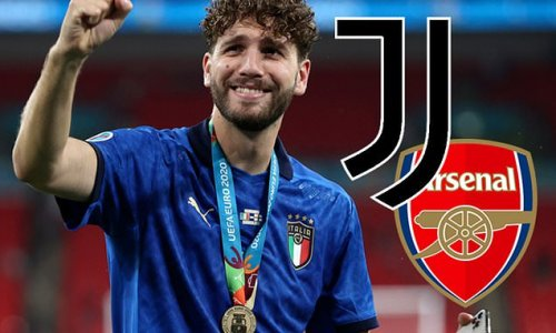 Sassuolo confirm Arsenal HAVE made a bid for Manuel Locatelli