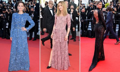 Cannes Film Festival 2021: Stars arrive for Peaceful premiere