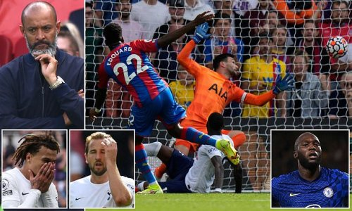Ominous signs for Nuno's Tottenham ahead of Chelsea's visit
