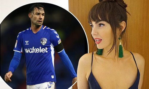 Jennifer Metcalfe is 'DATING former Manchester United's Chris Eagles'