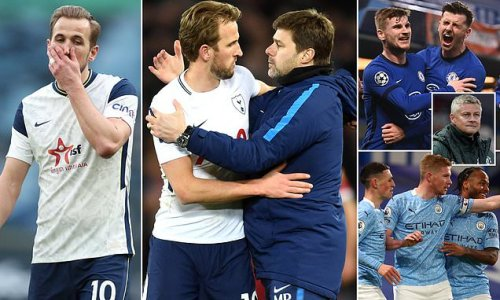 Harry Kane: Where will wantaway Spurs star go this summer?