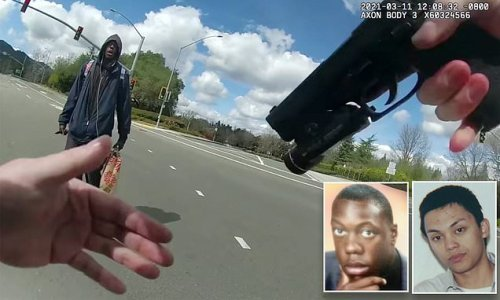 Bodycam shows deputy kill man within 40 seconds of arriving on scene