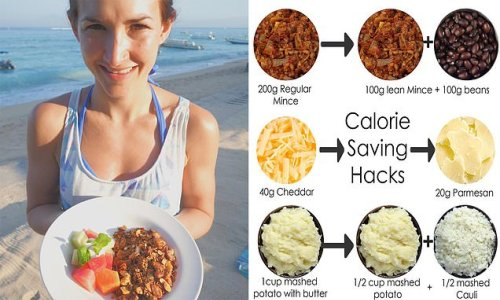 Dietitian shares the calorie-saving hacks you need to know about