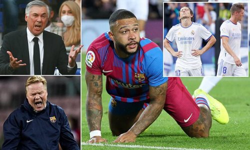 Barcelona are in crisis and Real Madrid are on brink of a NIGHTMARE