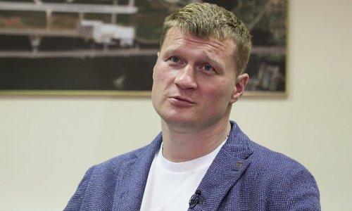 Alexander Povetkin announces retirement at 41, blaming injuries