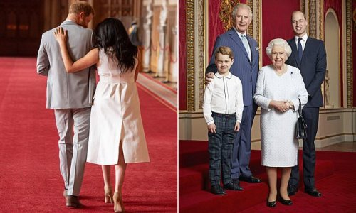 Megxit: Meghan and Harry cover image