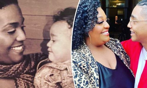 Alison Hammond shares throwback photo of herself with her son Aidan
