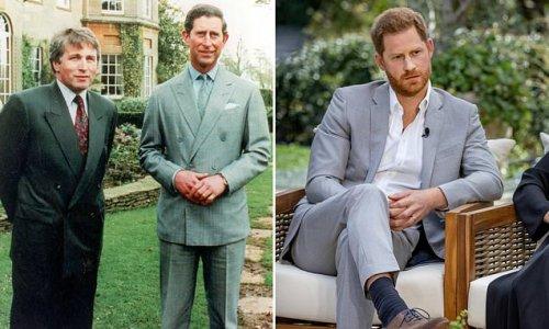 Prince Charles's biographer Jonathan Dimbleby slams Harry and Meghan
