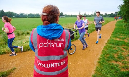 Parkrun is great for your pocket... and soul, says Lee Boyce