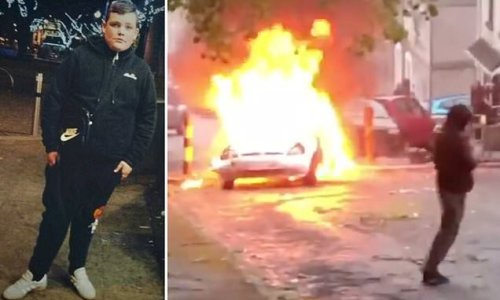 Teenager whose vigil led to riots was killed by drugs, inquest hears