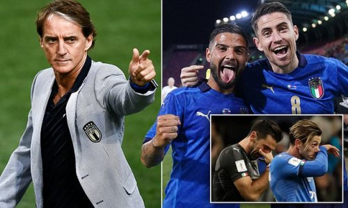 Roberto Mancini has Italy believing again after a decade of woe
