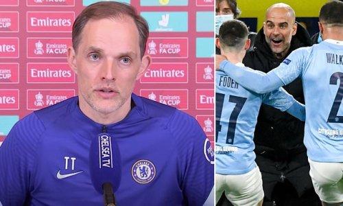 Thomas Tuchel vows Chelsea will 'hunt Man City down next season'