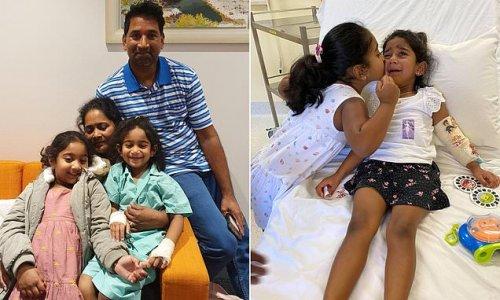 Biloela asylum seekers: Tamil girl is finally released from hospital