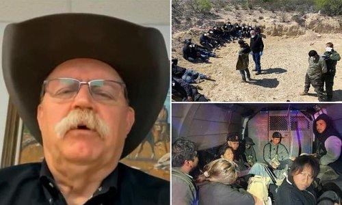 Texas sheriff warns that border crisis is 'unprecedented'