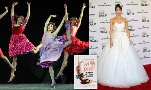 Ballerina reveals how she faced racism and sexual assault in memoir