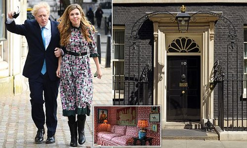 Experts are called to fix Boris Johnson's costly Downing Street decor