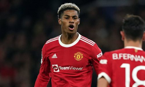 Rashford optimistic of playing in Man United's clash against Liverpool