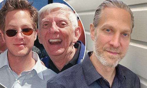Randy Spelling, 42, says 'Happiness doesn't come from money'