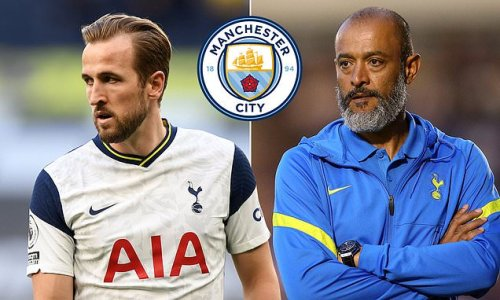 Kane effectively rules himself OUT of Tottenham's opener against City