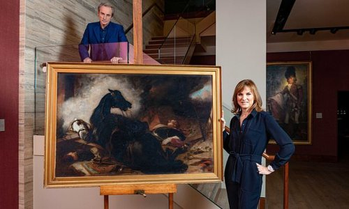 CHRISTOPHER STEVENS: The puzzle of the lost 'Henry Moore'