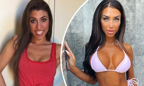 Love Island star thanks her plastic surgeon for her new 'airbags'