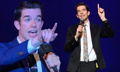 John Mulaney branded 'intense' as he returns to stand-up