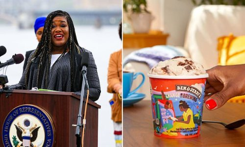 Ben & Jerry's releases flavor in support of Cori Bush safety bill