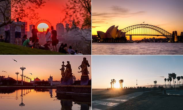 Revealed: Top 10 most Instagrammed sunset locations in the world