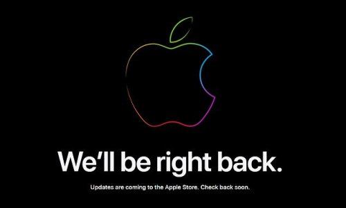 Apple Store is down ahead of the 'Spring Loaded' event this evening