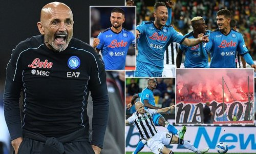 Napoli are dreaming of a first Serie A title since the Maradona days
