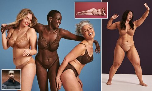 M&S underwear inspired by Georgy Floyd