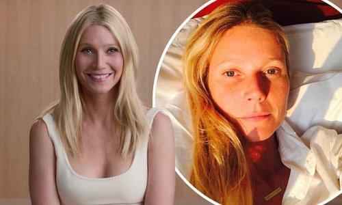 Gwyneth Paltrow credits orgasms and sobriety as the key to good sleep