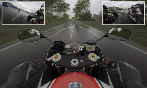 First-person footage from PS5 racing game looks just like real life