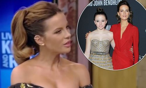 Kate Beckinsale reveals she hasn't seen her daughter for TWO years