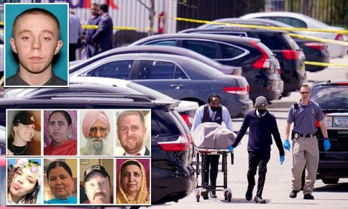 Family of FedEx gunman claim they 'tried to get him help he needed'
