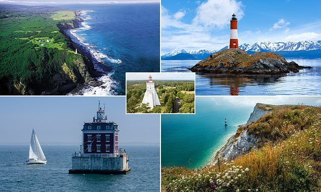 The most Instagrammable lighthouses, from California to England