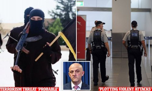 Intelligence boss warns of significant terror threat to Australia