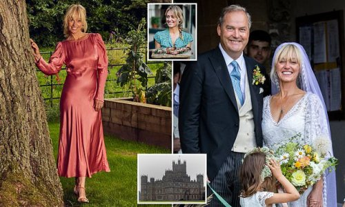 How this top TV cook wed the Queen's godson...
