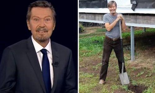 Australian TV star reveals he's facing HOMELESSNESS
