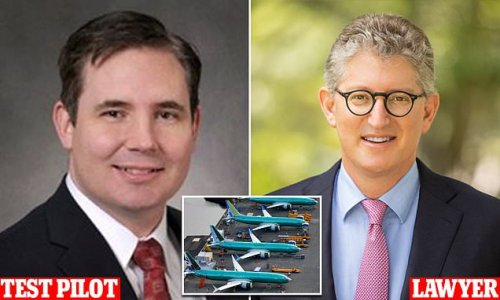 Boeing pilot says he is being made a scapegoat for 737 MAX crashes