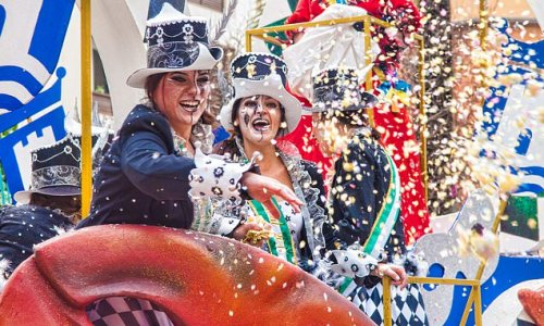 Cadiz hosts Spain's biggest carnival - and it'll be a whopper in 2022