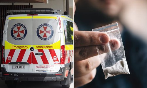 Six people rushed to hospital after 'mass overdose' in Sydney