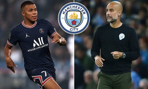 City owner Sheikh Mansour 'gives mandate' to sign Mbappe 'at any cost'