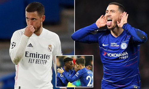 CHELSEA FAN: Re-signing Hazard from Real Madrid would be ridiculous