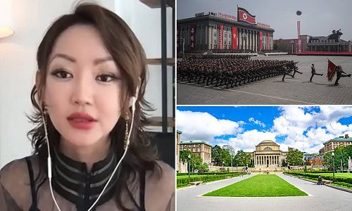 Columbia student who escaped North Korea says she sees similarities