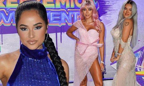 Becky G, Anitta, and Karol G lead stars at Premios Juventud 2021