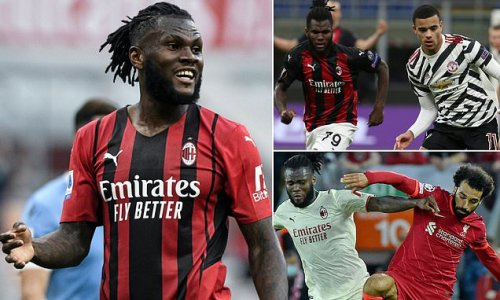 Franck Kessie is 'prioritising a move to the Premier League'