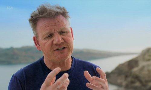 CHRISTOPHER STEVENS: F-word for Ramsay's Greek misadventure... Flop!
